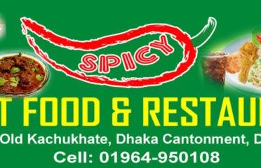 Spicy Fast Food & Restaurent