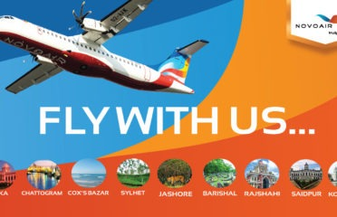 Novoair | Domestic Airlines in Bangladesh