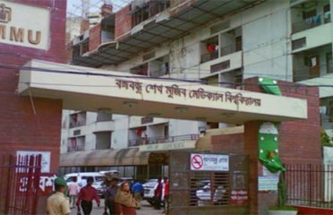Bangabandhu Sheikh Mujib Medical University-BSMMU
