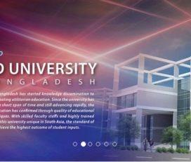 World University of Bangladesh