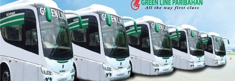 GREEN LINE Paribahan