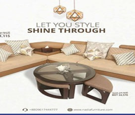Nadia Furniture Ltd.