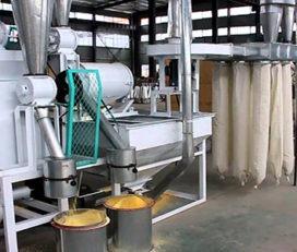 Jonota flour Mill