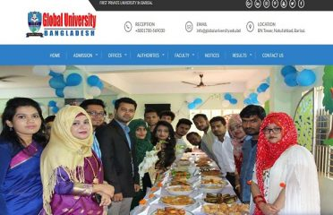 Global University Bangladesh-BARISAL