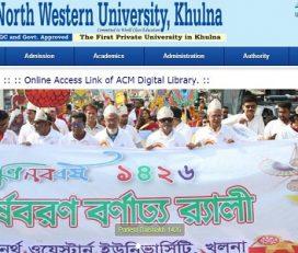 North Western University, Khulna