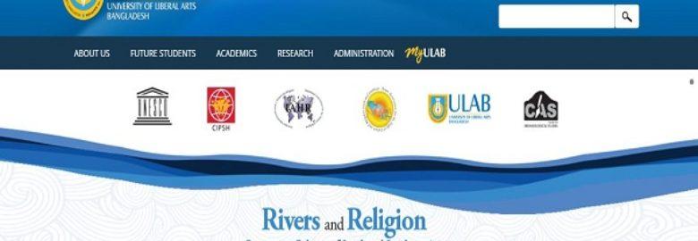 University of Liberal Arts Bangladesh(ULAB)