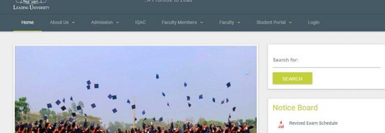 Leading University, Sylhet