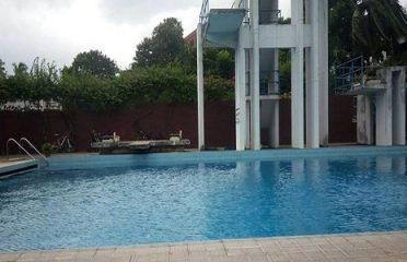 Dhaka University Swimming Pool