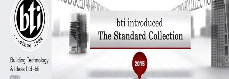 Building Technology & Ideas Ltd -bti