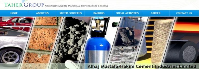 Alhaj Mostafa-Hakim Cement Ind. Ltd.