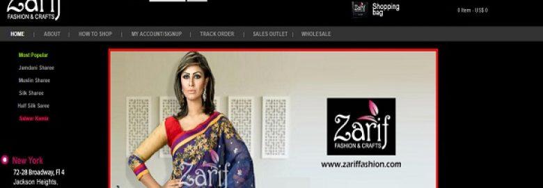 Zarif Fashion & Crafts Inc