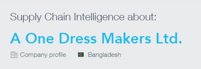 A One Dress Makers Ltd.
