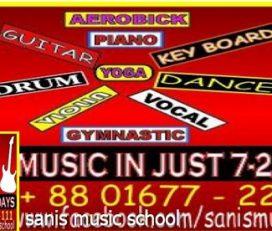 Sanis music school