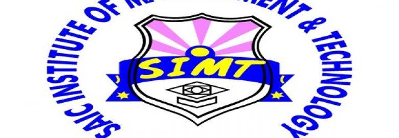 Saic Institute of Management & Technology-SIMT