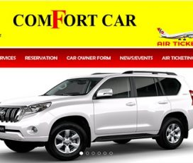 Rent a car in Dhaka: Comfort Car BD