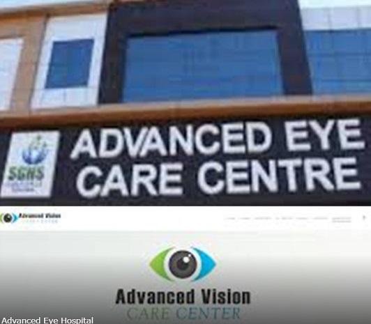 advanced eye center