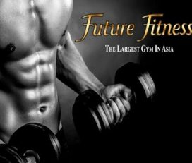 Future Fitness Gym, Jamuna Future Park