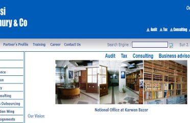 Hoda Vasi Chowdhury & Co Chartered Accountants