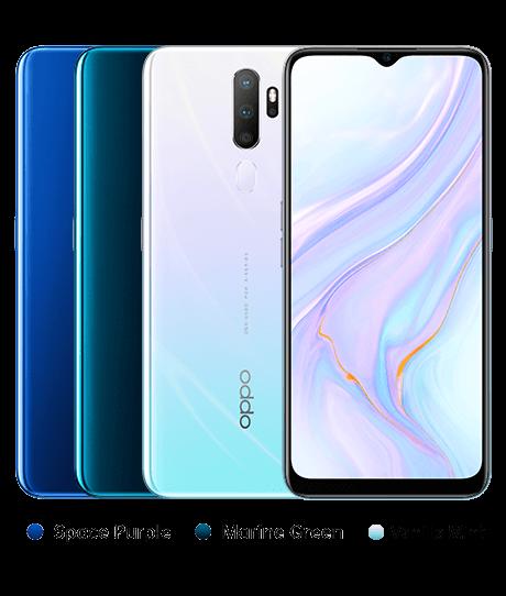 A9 2020-3 colors