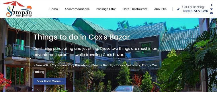 Sampan Resort and Spa