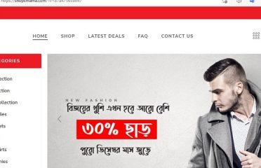 Shops Mama | Online Shopping