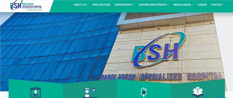 Bangladesh Specialized Hospital Ltd. (BSHL)