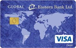 EBL Global Debit Card