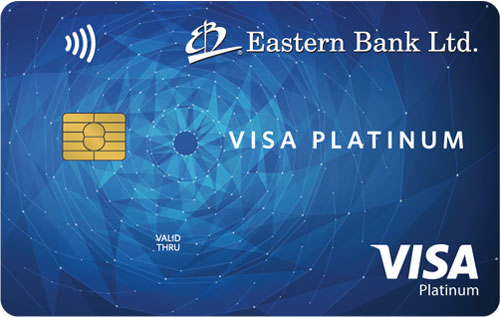 EBL Visa Platinum Credit Card