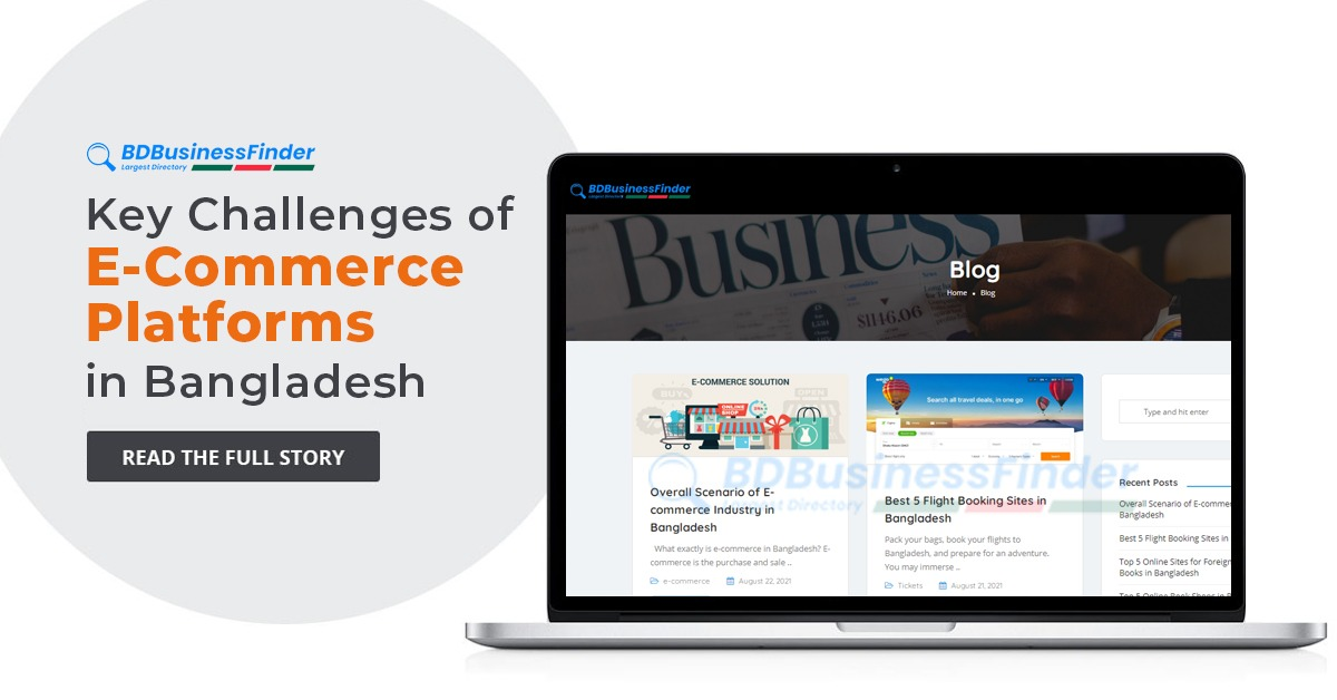 Key Challenges of E-commerce Platforms in Bangladesh
