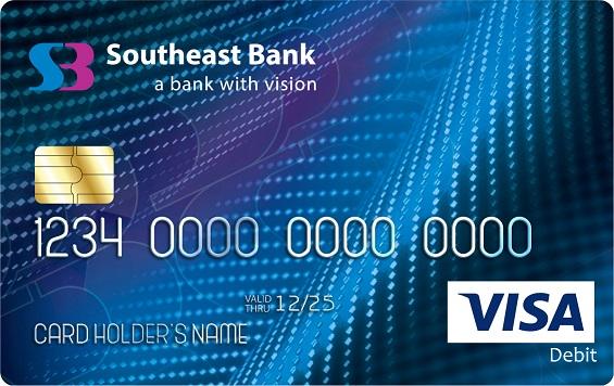 SEBL VISA Debit Card