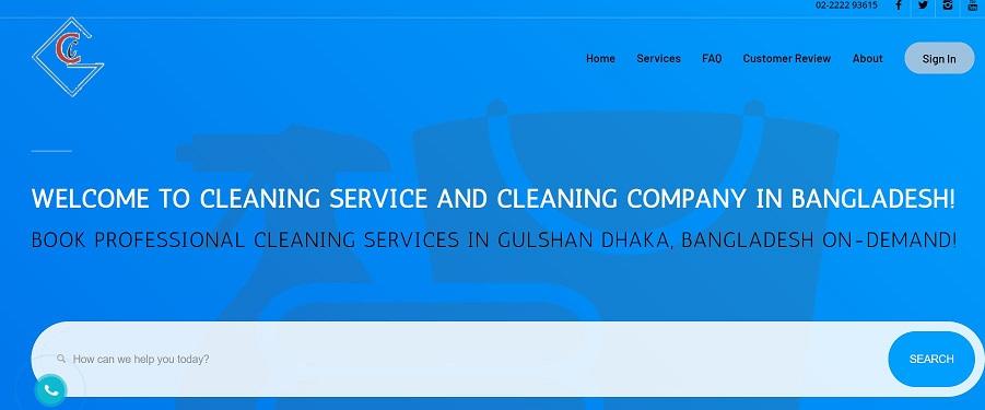 gulshan cleaning