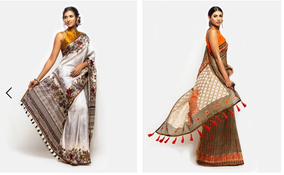 online saree