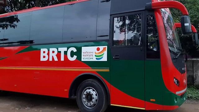 BRTC AC Bus
