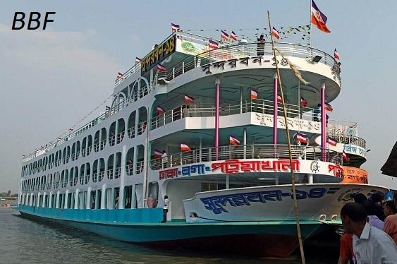 Dhaka to Putuakhali