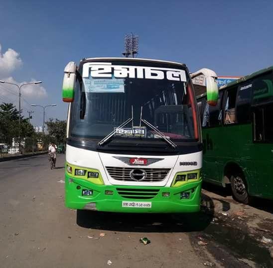 Himachol Bus