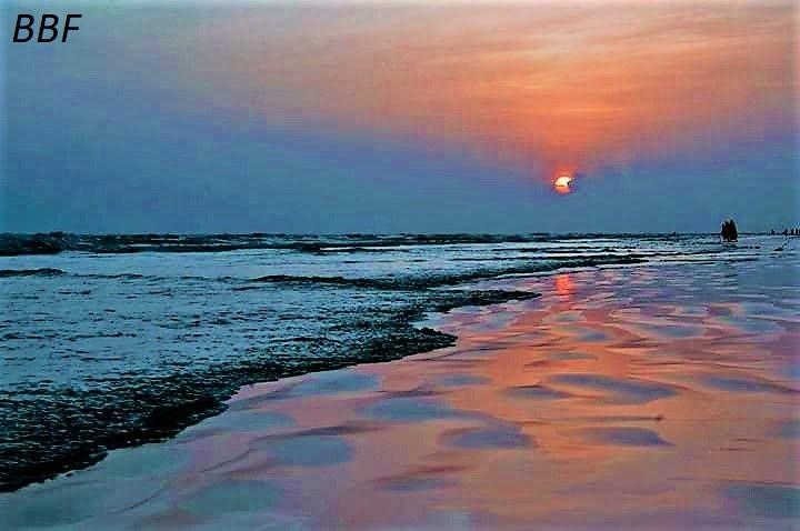 Kuakata Sea beach.1