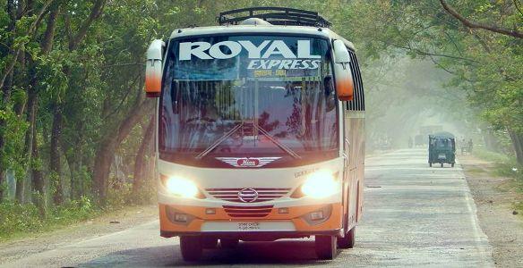 Royal Coach Bus